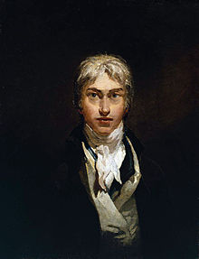 Self Portrait of Joseph Turner