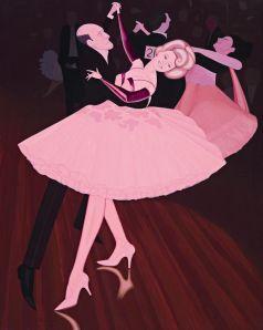 John Brack DANCE JB