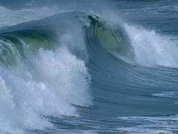 Wave curling