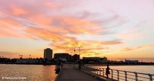 St Kilda Dawn photo by Joe