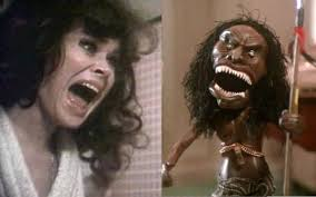 Karen Black & terror Doll